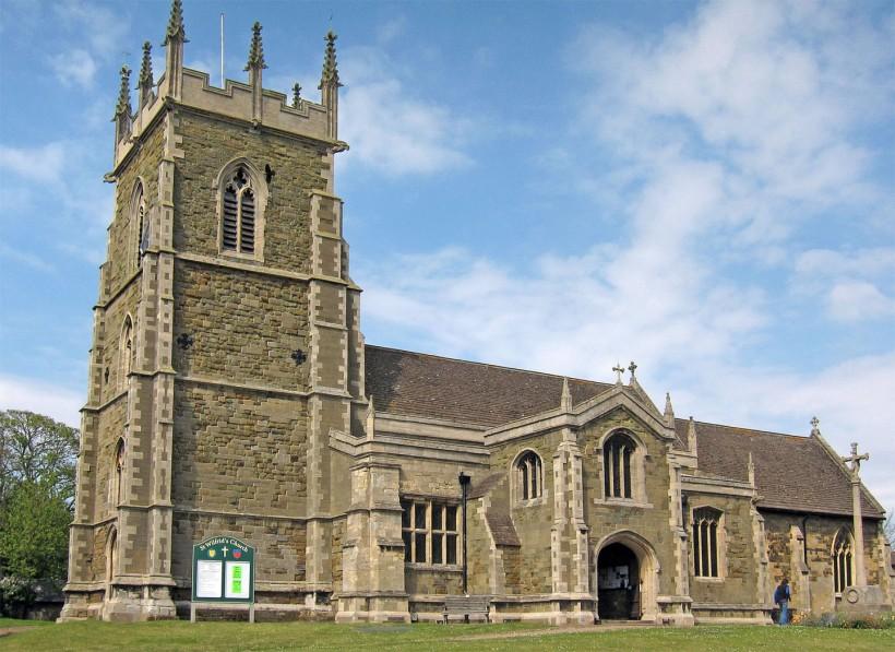 St Wilfrids Church Alford copy
