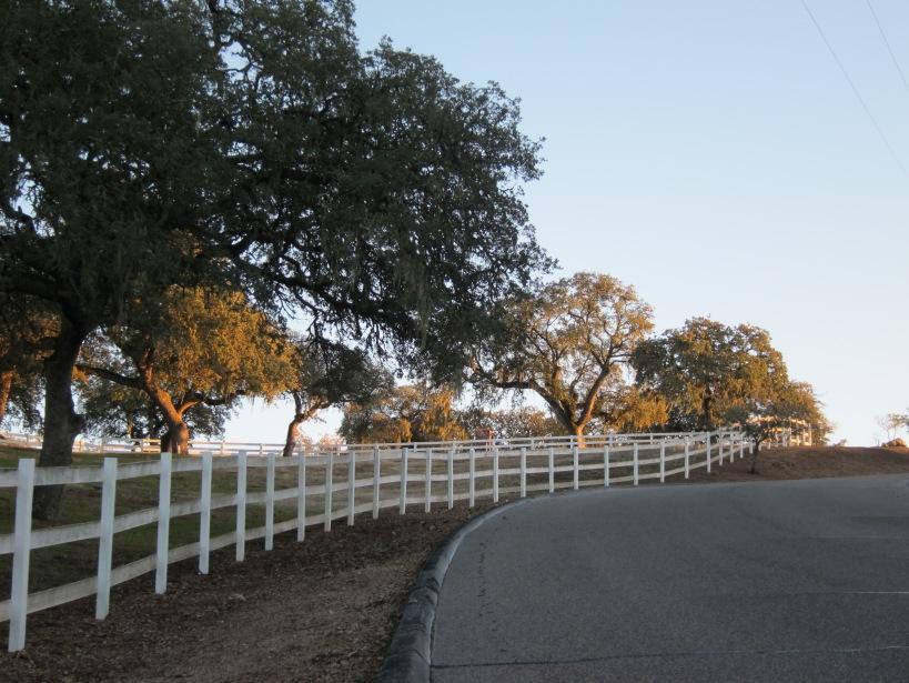 Ladera fence
