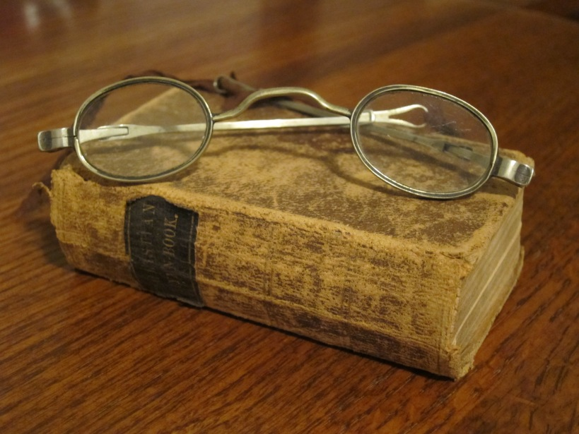 GGGrandma Catherine Humphrey Horn 1802-1871, eyeglasses