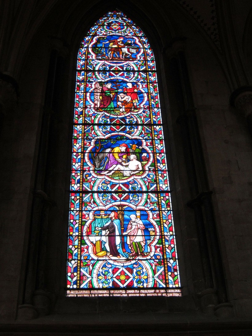 Lincoln Cathedral Stained Glass_cropped