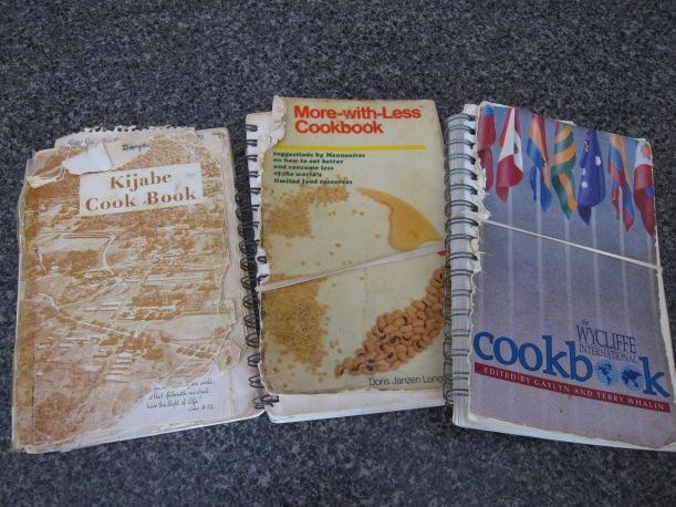 missionary cookbooks