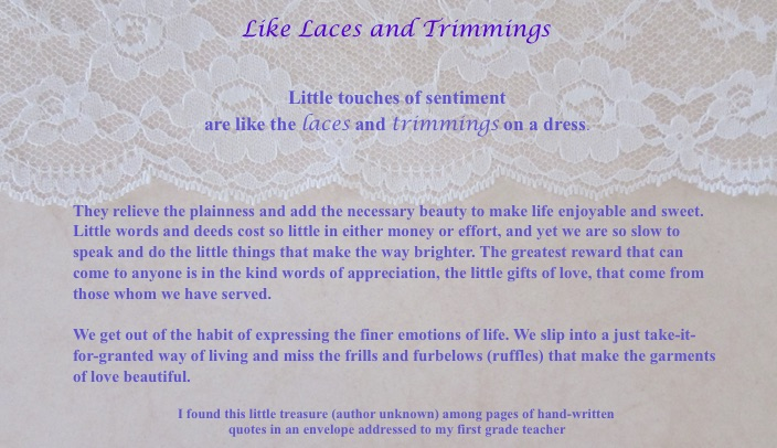 Like Laces to publish