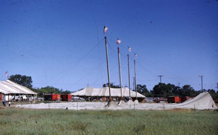 circus tent and masts_canvas on ground copy
